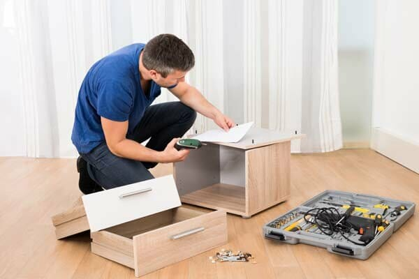 Furniture assembly service moveon moving las vegas nv for Someone to assemble ikea furniture
