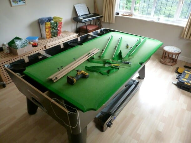 How To Move A Pool Table The Ultimate Guide Updated 2018 - How To Move A Slate Pool Table In One Piece