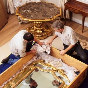 How to Move Antiques